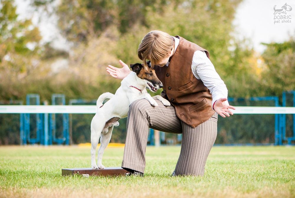 Соревнования по танцам с собаками, Днепр 28.09.19
